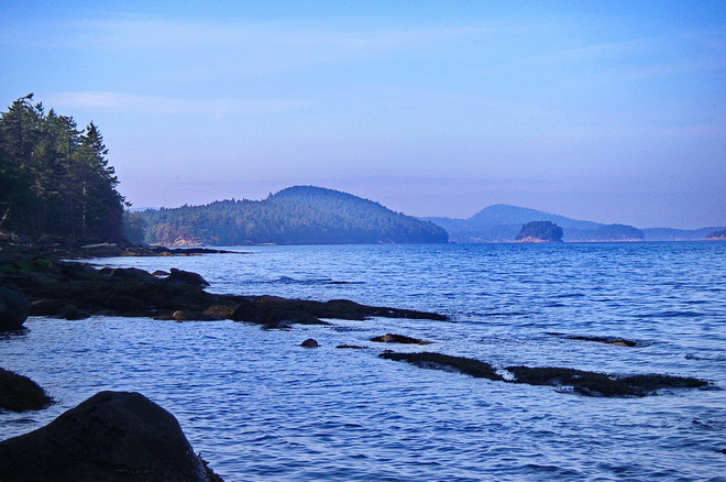 Looking for a great Canadian outdoor adventures? Try cycling on Saturna Island.