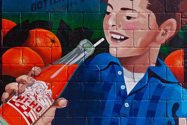 Miscellanies Soda Murals
