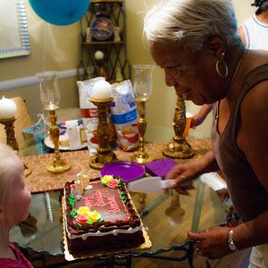 Birthday Party for Sherlene June 2012