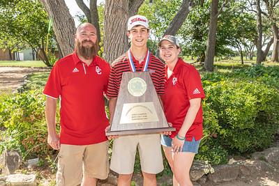 2019 State Golf Tournament