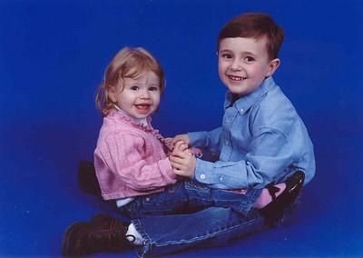 Noah and Olivia