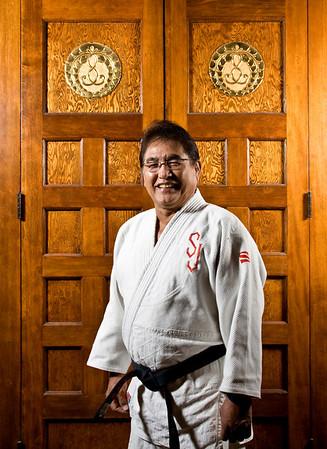SJB Judo Club Sensei