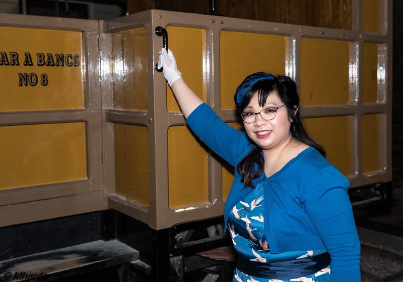 20170324 - Spoorwegmuseum met MeiSan