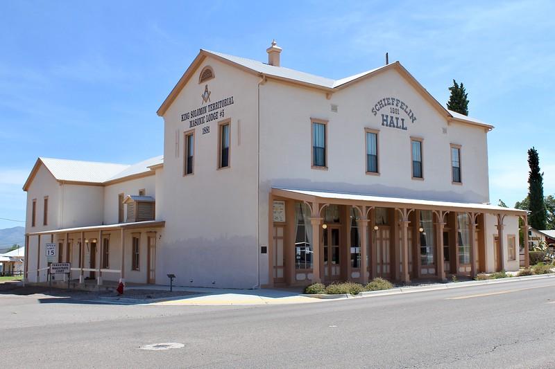 Schieffelin Hall (2019)
