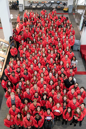 City Year Boston 2019 AmeriCorps Member Graduation