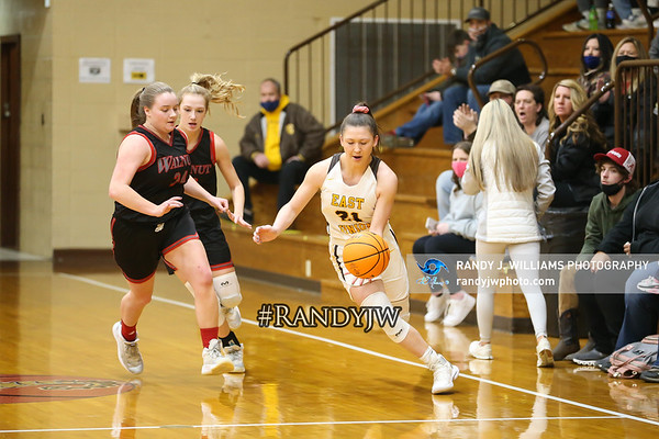 Division 1-2A Tournament - Day 4: Walnut vs. East Union (Girls)