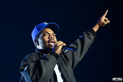 2018.8.22 - Chance the Rapper at MOA Arena