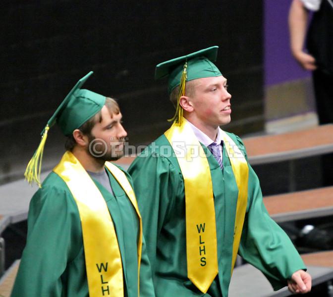 West Linn High School Class of 2012 Graduation