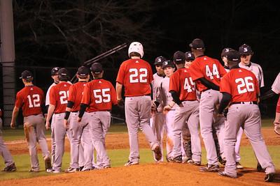 2013 CHS vs SSHS B-Team Baseball