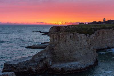 2019 - 06 Stark Fin Cove Sunset