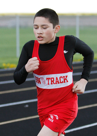 SNMS Track vs NW - Frontier 2011