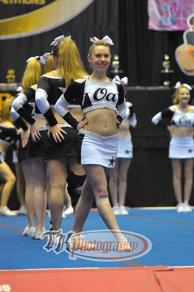 OA Mets CheerPower Lakeland 2012