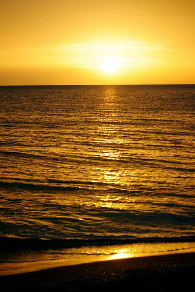 Sunset in Captiva Island
