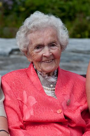 Ingeborg 100 år