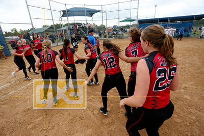 D4 RegF - Lincoln @ McDonell Central SB16