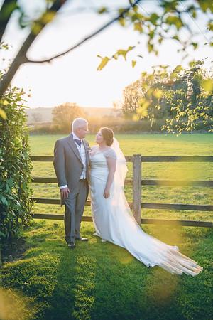 Karen & Stuart - Hyde House Wedding Photography