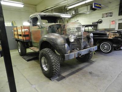 1940 Dodge Truck - Clay and Carol Folda