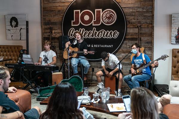 The Big Blue @ JOJO Coffeehouse