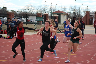 03.14.19 - OBU Early Track Invitational