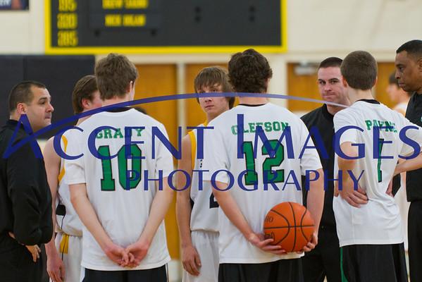 UA Freshman Basketball 2/15/13
