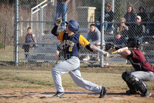varsity baseball v. dakota . 3.31.15