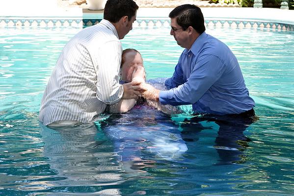 Baptismal Service '06
