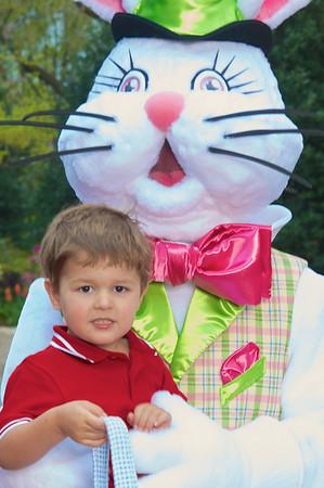 Dallas Arboretum Easter Egg Hunt 3/29/13
