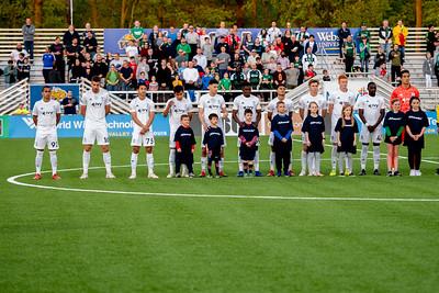 USL: Saint Louis FC host Swope Park Rangers
