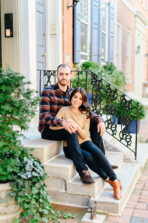 Ashley Portal & Christopher Trerotola