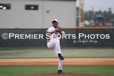La Porte Varsity Baseball vs Channelview 3/29/2011