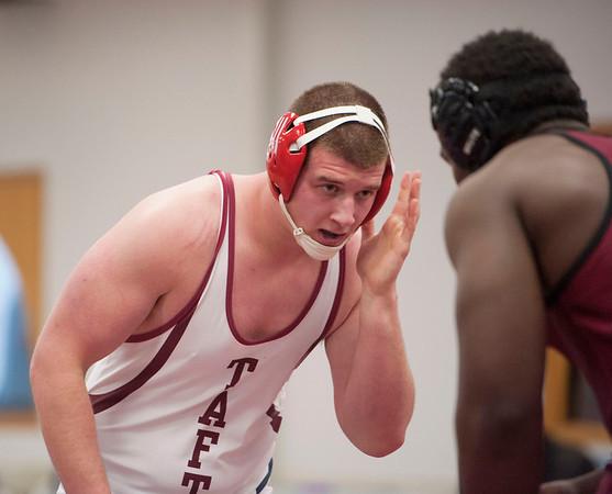 1/28/15: Wrestling v Salisbury