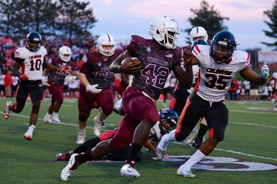 Canal Winchester vs Groveport Madison 10/5/18