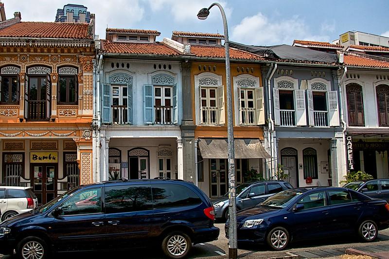 Arab Street Area