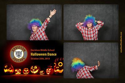 2013 Davidson Halloween Dance