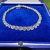 9.50ctw Round Brilliant Diamond Tennis Bracelet 47
