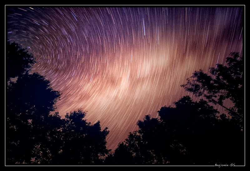 36 minutes under the stars