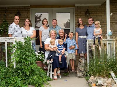 Wildeman Family 2015