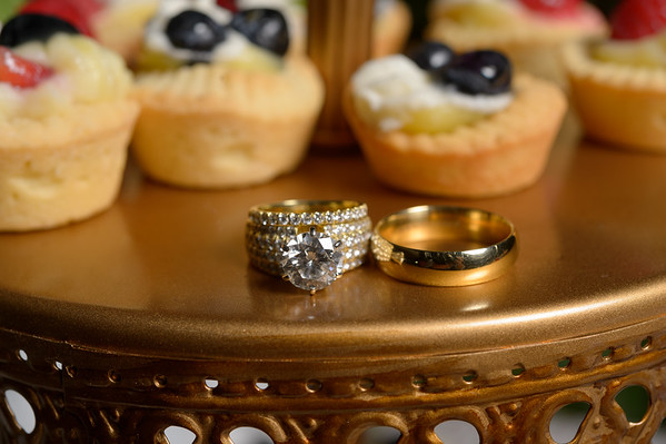 Details: Rings, Cake, Dress, Etc.