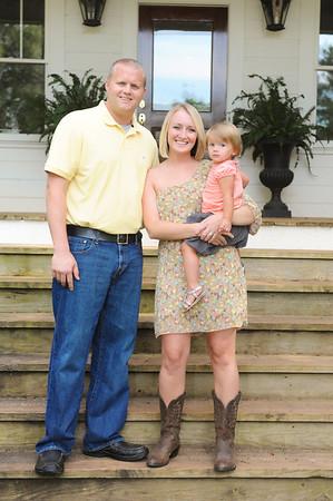 Erick and Alyssa.  Graystone Plantation.