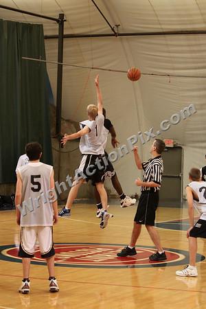 2009 05 17 Pride Basketball playoff game