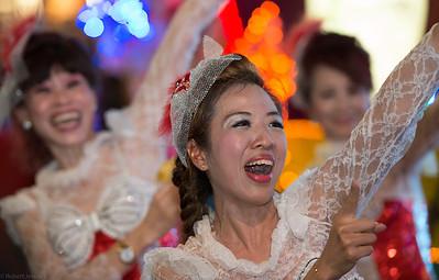 Singapore Chingay parade #sg50