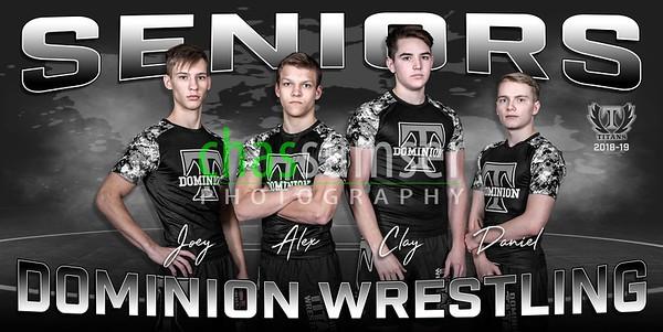 2018 Dominion Wrestling