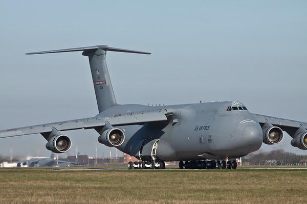 RAF Mildenhall : 24th March