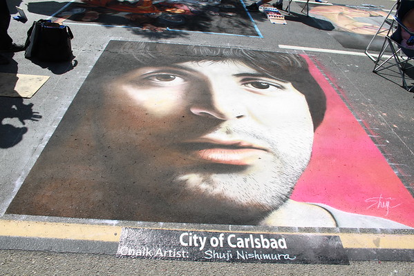 Art splash Carlsbad