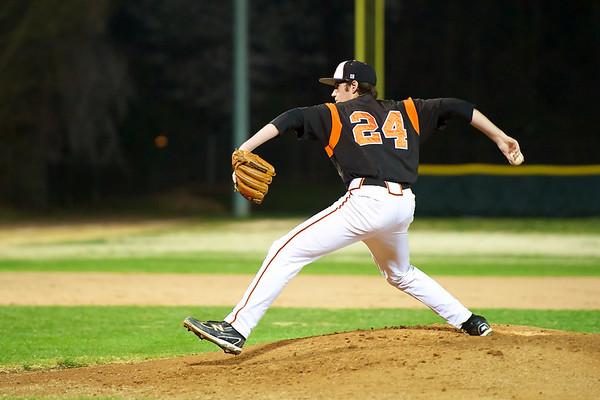 NDHS Baseball vs Mt Tabor