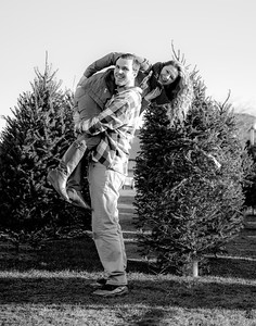 Brittany and Eric Save the Date session