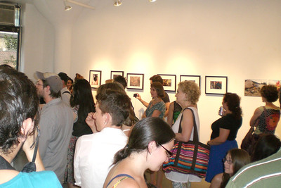 "M55 Art ""Small Works"" July 5 – July 21, 2012 44-02 23rd Street Long Island City, NY 11101 Opening Reception:  Friday July 6, 2012"