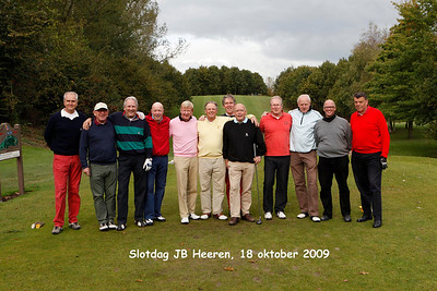 JB Heeren Slotdag 2009