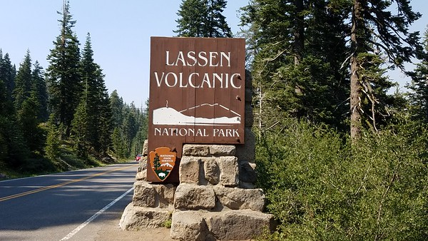 2017 Lassen Volcanic National Park