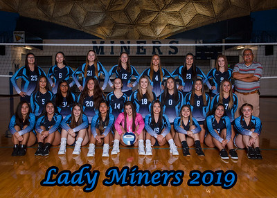 THS Volleyball 2019